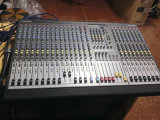 Haut copie Allen Heath 24 canaux GL-2400 Console de mixage audio
