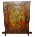 Mobília Pintada tibetano coloridos