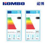 UVdrucken-Energie-Bewertungs-Kennsatz für Haushalts-elektrisches Gerät