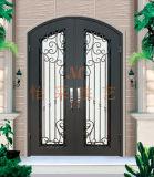 Puerta del hierro labrado (NC-ND004)