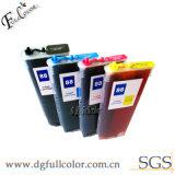 HP Officejet 직업적인 K550, K5400 의 HP88 카트리지를 위한 호환성 다시 채울 수 있는 잉크 카트리지
