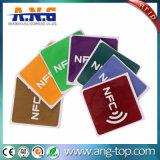 追跡および識別のためのISO14443 Hf NFCのスマートなステッカー