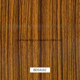 1mwidth Hydrographie IMPRESSION DE FILMS modèle en bois pour l'extérieur des éléments et pièces de voiture Bds7703