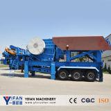 中国人の有名な工場によって特許を取られる技術の総計のリサイクルプラント