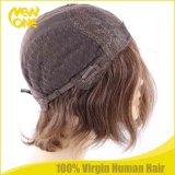 도매 최상 정결한 가발 Slavic 유럽 Shaitels를 위한 주식에 있는 러시아 머리 유태인 가발