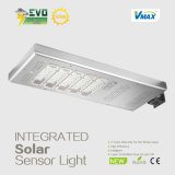 高品質55W LEDの太陽庭ライトか太陽街灯(V-SL0355L)