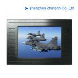 """12.1 """" 군 LCD 감시자 또는 전시 (LMM121WT)"""