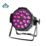 Wäsche-farbenreiches Licht DER LED-NENNWERT Beleuchtung-18*15W 5in1