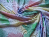 저어지 회전된 실크 비스코스 직물 30%Wool 70%Viscose