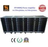 FP10000Q Profesional amplificador de potencia, amplificador de energía de la línea matriz