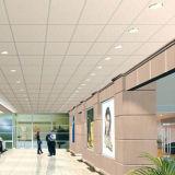 De pvc Gelamineerde Raad van het Plafond van het Gips met de Steun van de Aluminiumfolie