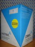 Victrex gluurt 90g de Harsen van Polyetheretherketone