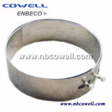 Faixa do calefator de mica do aço inoxidável de eficiência elevada