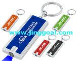 Mini fördernde kundenspezifische Aufschriftbeleuchtung LED Keychain