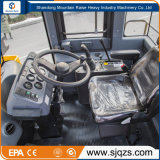 Chargeur chinois de roue du manche 5ton de la qualité Zl50 avec les pièces de rechange (956)
