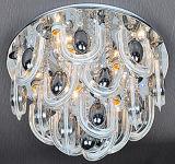 Indicatori luminosi di soffitto di vetro alla moda