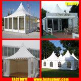 Freies Zelt-transparentes hohe Spitzen-Pagode-Zelt für 100 Leute Seater Gast