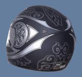 Volledige Helm (101-matte Black#2)