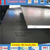 7072 7050 7005 7075 T6 Platen van het Aluminium van de Legering
