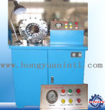 Le flexible hydraulique de la sertisseuse (DSG250C)