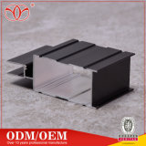 6063-T5 negro arenado de aluminio anodizado Perfil marcos de aluminio LED (A55).