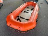 Bote hinchable para rescatar y salvar la vida en lancha o luchar contra un diluvio con el certificado CE.