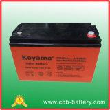 Deep Cycle Solar UPS Battery 12V100ah VRLA Battery Emergency Battery