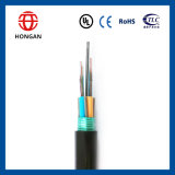 192 Kern-im Freienfaser-Farbband-Kabel für Leitung-Anwendung Gydts