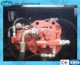 135/ruedas excavadora hidráulica sobre orugas con 0,6 m3 de la cuchara y el motor Cummins