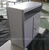 Mesa de consulta de dobramento de alta qualidade para estandes de estandes Xhibits