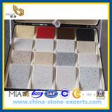 Countertop van de keuken de Materiële Kunstmatige Steen van het Kwarts (yqz-QS1011)