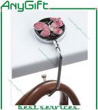 Mode Metal Purse Hanger avec Customized Logo