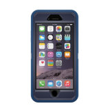 Geval TPU het Van uitstekende kwaliteit van de Fabriek van de naald Beschermende voor iPhone