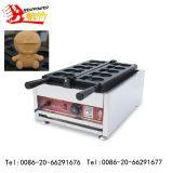 Создатель Waffle Дора машинного оборудования хлебопекарни