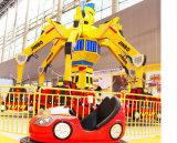 El equipo de Juegos Infantiles juegos al aire libre paseos a caballo del robot Robot para la venta