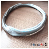 UL AWM 3122 de fibra de vidrio aislante de caucho de silicona de alambre trenzado