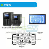Hauptgebrauch-Doppelt-Konvertierung DSP Online-UPS 220/230/240VAC