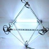 Lumière décorative de tube de la géométrie de boîte de nuit d'étape de qualité