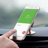 Sostenedor sin hilos del cargador del coche del teléfono móvil de Qi para Samsung/el iPhone 8/8plus/X