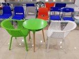 Muebles caseros de Morden que cenan la silla al aire libre del plástico de Eames del ocio