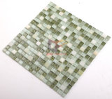 新しいカラー浴室によって使用される石造りのガラスモザイク・タイル(CS112)