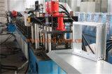 Rolo de quadro do difusor de ar formando a máquina de operação
