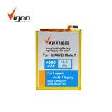 Batterie de téléphone mobile des prix d'usine de la Chine bonne pour Huawei P7