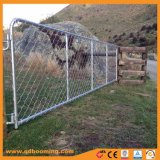 12 футов я сижу оцинкованных фермы ворота в Австралии