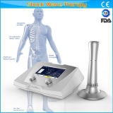 Onda de choque Rswt Fisioterapia Terapia extracorpórea Shockwave máquina