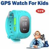 Silikon Q50 GPS Bluetooth scherzt intelligente Uhr
