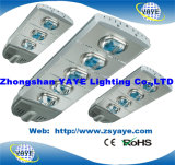 18 Yaye новейшей конструкции горячей продавать 50W/100 Вт/150W/200 Вт/250W/300 Вт светодиод початков Стрит с CE/RoHS/3 года гарантии