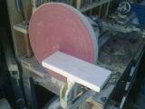 Disco magico stridente A-D del nastro dell'ossido di alluminio di legno