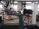 Alesatrice orizzontale di legno della perforatrice con i multi assi di rotazione
