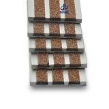 Алюминиевая лестница обнюхивая для края проступи